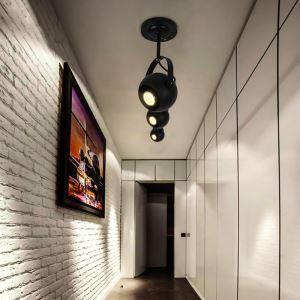 (EU Lager)Retro Strahler 1-flammig im Wohnzimmer Esszimmer Kaufhaus
