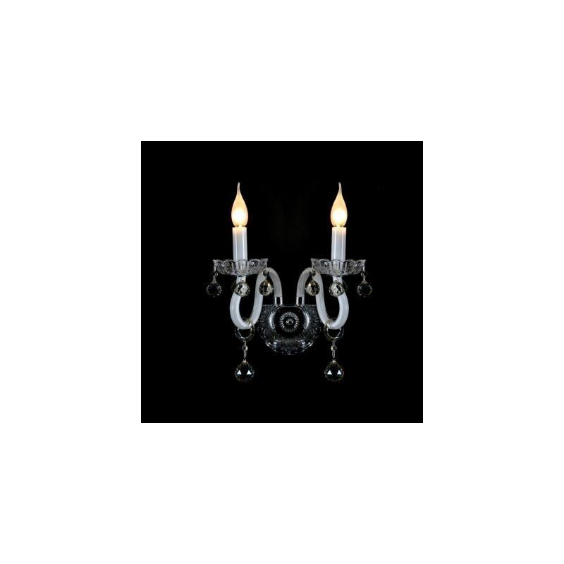 (EU Lager)Kristall Wandleuchte Fantastisch Modern mit Fantastic Kerzen Design