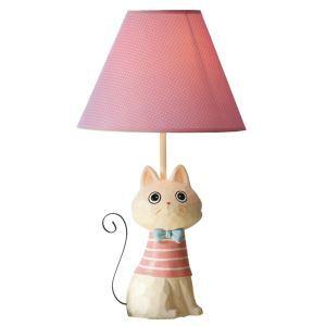 (EU Lager)Moderne Tischleuchte Cartoon Katze Design im Kinderzimmer