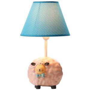(EU Lager)Moderne Tischlampe Cartoon Schaf Design im Kinderzimmer