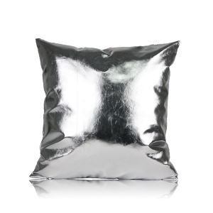 (EU Lager)Moderne Kissenhülle aus PU-Leder Sofa Kissenbezug 45*45cm