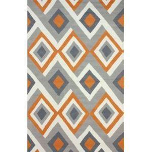 (EU Lager)Teppich Sofa Modern Geometrisch Design aus Polypropylen-D