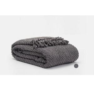 (EU Lager)Moderne Tagesdecke aus Polypropylen Wohndecke Sofa
