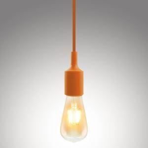 (EU Lager)Mini-Pendelleuchte, 1 flammig, modernen minimalistischen Silikonbonbonfarben