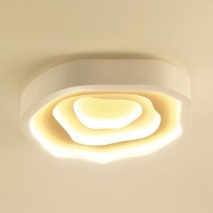 (EU Lager)LED Deckenleuchte Warmweiß Modern Acryl Länge 62cm