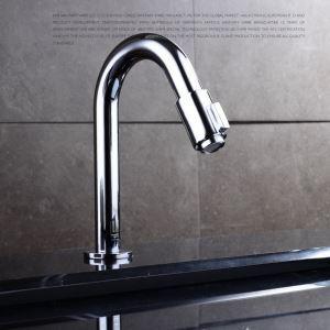 Moderne Waschtischarmatur Chrom Einhand Kaltwasser