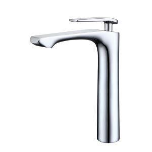 Moderne Waschtischarmatur Bad Einhebel Verchromt