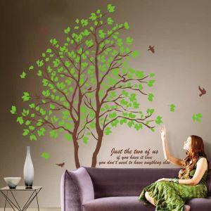 Baum der Liebe Wandtattoo aus PVC