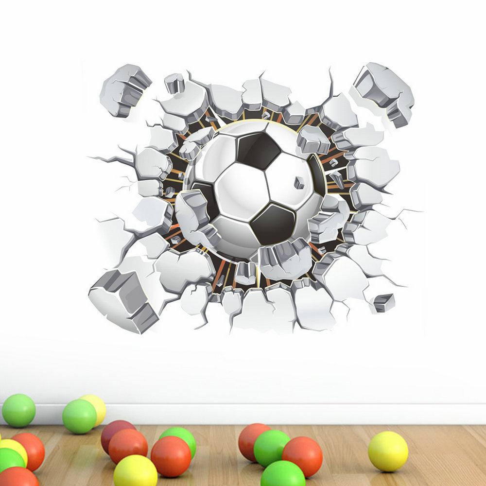Beeindruckend Wandtattoo Fußball Referenz Von