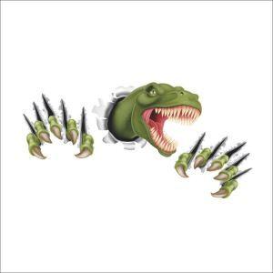 3D Wandtattoo Dinosaurier mit Kralle PVC Fototapete