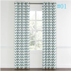 Moderner Vorhang Welle Design aus Polyester