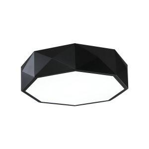 Led Deckenleuchte Modern Geometrisch Design im Lesezimmer