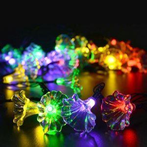 Led Lichterkette Außen Prunkwinde Design