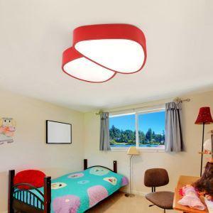 Led Deckenleuchte Modern Pilz Design im Kinderzimmer