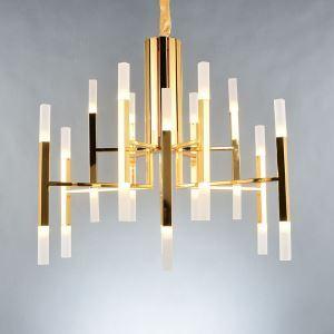 Moderner Kronleuchter Zweig Design LED 24-Flammig