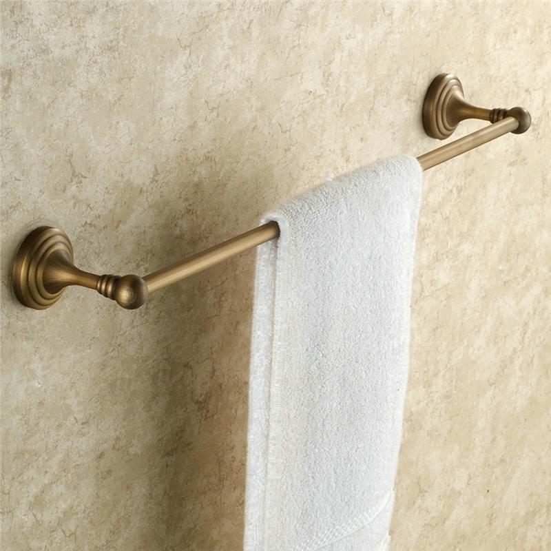 Handtuchstange antik messing einarmig im badezimmer - Badezimmer antik ...