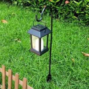 Außen Solar Leuchte Rasen Garten