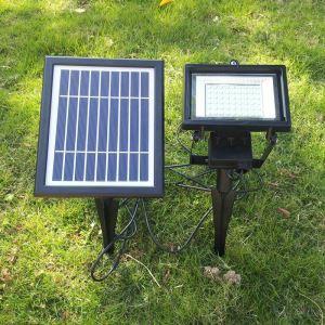 Außen Solarleuchte Strahler für Garten
