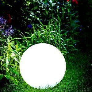 Außen Solar Kugelleuchte für Garten