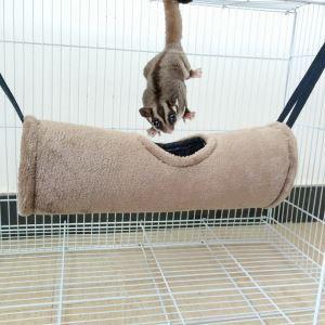 Spieltunnel für Hamster Kuscheltunnel für Kleintiere