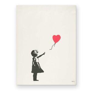 Dekorative Wandbilder ohne Rahme Minimalismus Ballons für Wohnzimmer