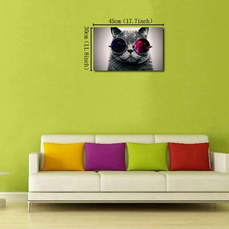 moderne wandbilder ohne rahme kartzen f r wohnzimmer. Black Bedroom Furniture Sets. Home Design Ideas