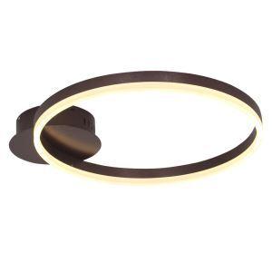 LED Deckenleuchte Modern Ringe aus Acryl