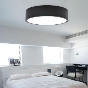 LED Deckenleuchte Modern aus Acryl im Wohnzimmer