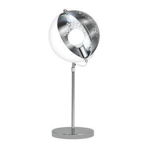 Tischleuchte Modern Glas Metall Drehbar im Schlafzimmer-Originell Design