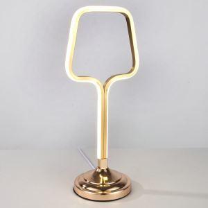 Led Tischlampe Modern aus Aluminium Flaschenöffner Design