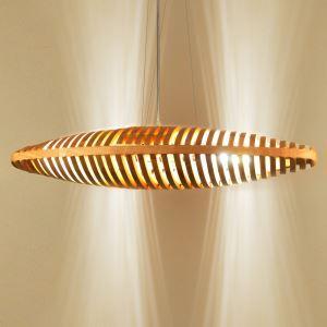 Pendelleuchte Modern Stilvoll aus Holz Schiff Design-Originell Design