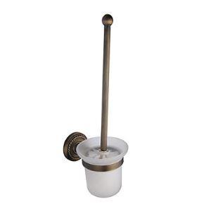 (EU Lager) Antik Messing Wand-WC-Bürstenhalter