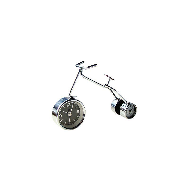 hausdeko deko uhr eu lager moderne fahrrad wecker mit. Black Bedroom Furniture Sets. Home Design Ideas