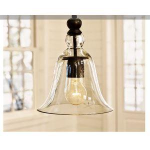 (EU Lager)US-amerikanische Landhaus-Charakteristische Glas-Pendelleuchte