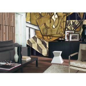 Zeitgenössische abstrakt Muster Vlies Papier-Wandbild