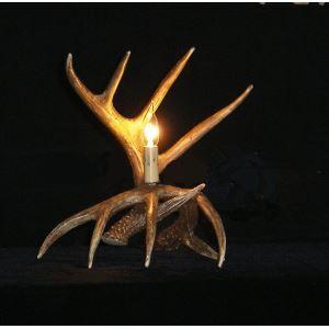 (EU Lager)Künstlerische Geweih Tischleuchte Mit 1 Leuchten