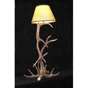 (EU Lager)Künstlerische Geweih Stehlampen Mit 1 Leuchten