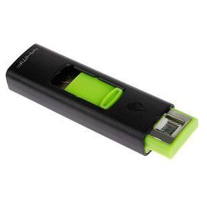Umweltschutz USB aufladen Feuerzeug - Schwarz und grün