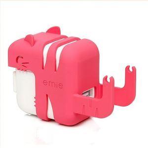 iCat Cute Kitty Handy Universal Ladegerät Schutzhülle und Gerätehalter