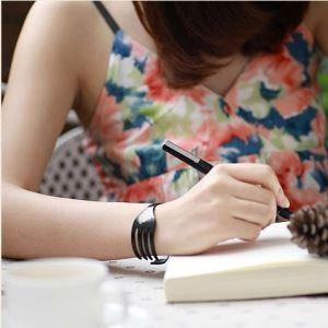 Kreative Gabel Armband (Weiße Mini-Modelle)