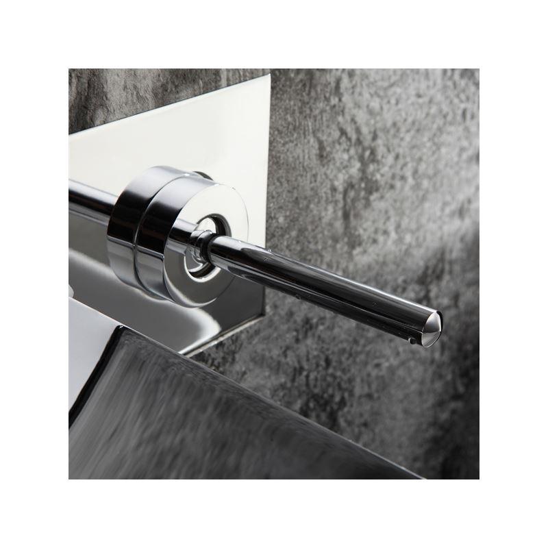 Armaturen - Badezimmer Waschtischarmaturen - LED Armaturen - (EU ... | {Badewannen armaturen wasserfall 51}