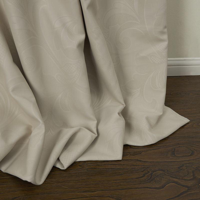 ausverkauft 1er pack mediterranean gestickt beige. Black Bedroom Furniture Sets. Home Design Ideas
