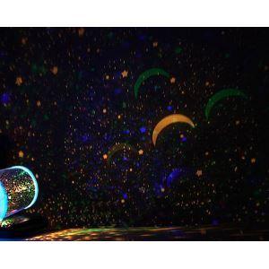 Star Nachtlicht with Radiation Funktion