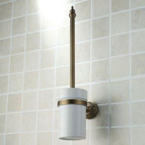 (EU Lager) Europa Antik Wandeinbau WC-Bürstenhalter