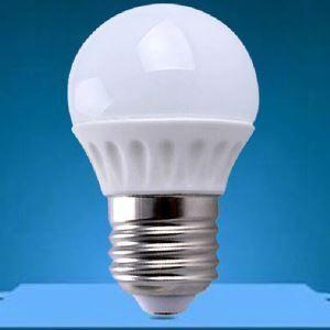 (EU Lager)e27 3w LED Keramik Glühlampe 270lm Warmweiß/Kaltweiß 2800-6500k AC85-265V