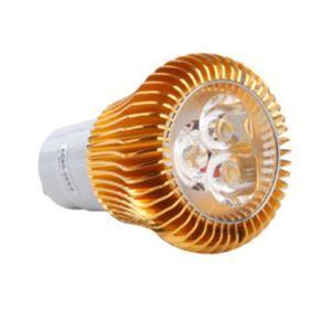 (EU Lager)GU10 LED Spot 3*2W 360lm AC85-256V