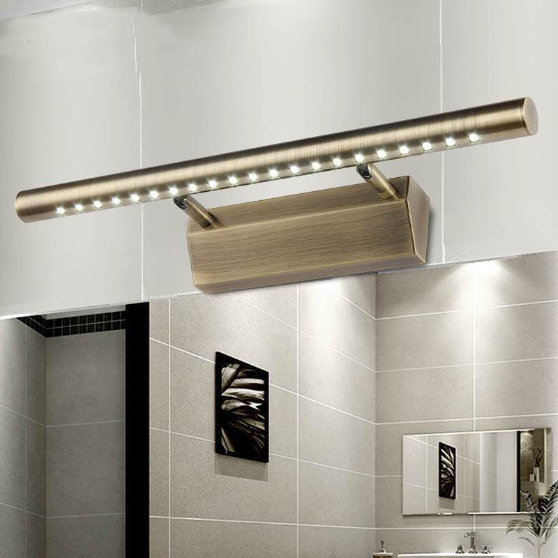 beleuchtung wandleuchten moderne wandleuchten eu lager 5w 7w led spiegelleuchte. Black Bedroom Furniture Sets. Home Design Ideas