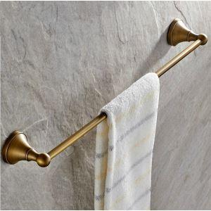 Zeige Details für (EU Lager) Antik Messing 24 Inch Handtuchhalter