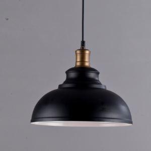 (EU Lager)Pendelleuchte Landhaustil Eisen Hänge Lampe Rund