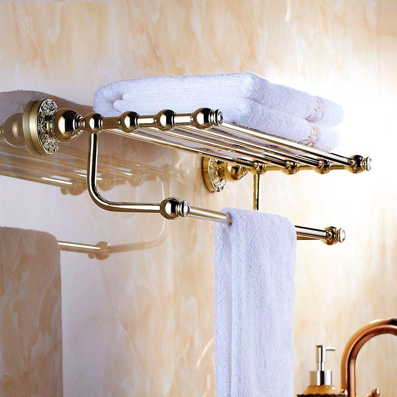 wandmontage tipvd gold badezimmer garnitur mit gro er auswahl
